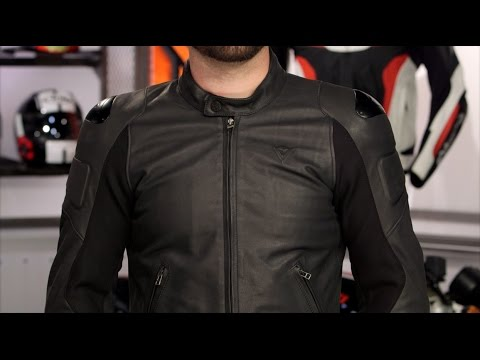 Dainese Street Darker Leather Jacket Review At Revzilla