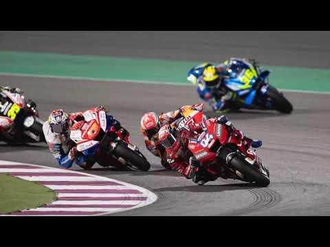 La velocidad presente en la primera fecha del mundial de motociclismo MotoGP en el circuito de Qatar