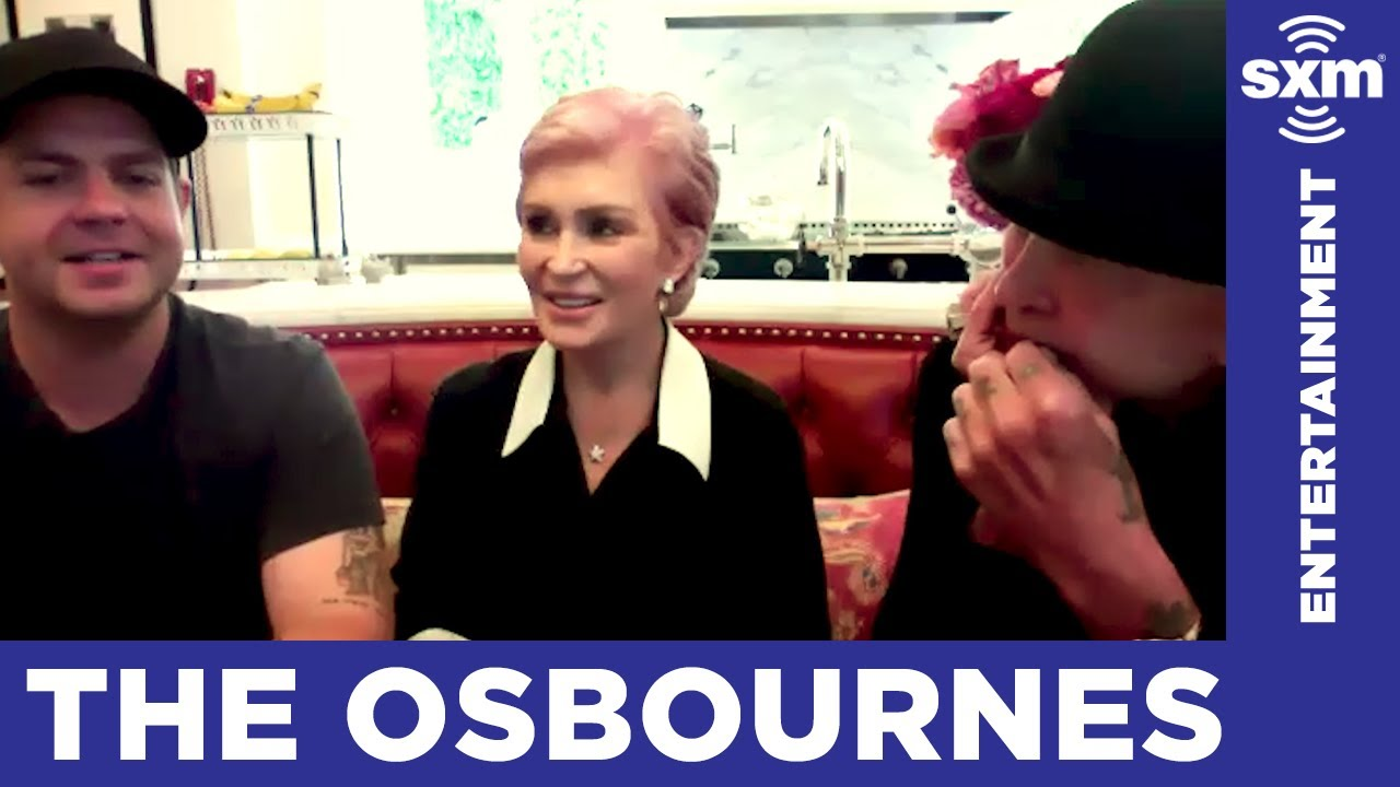 Sharon Osbourne Shares Her Past Out-of-Body Experiences