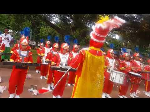 Ya Lal Wathon, Banser NU Ft  Drumband Pp Nurul Mushtofa Ciracas At Tugu Proklamasi Hari Santri 2017