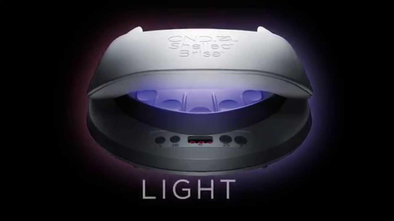CND LED LAMP creativegroup - YouTube