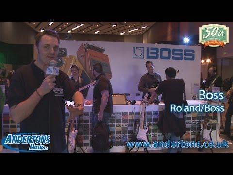 NAMM 2014 - Roland / Boss Summary