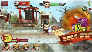 Samurai vs Zombies Defense Wave 25