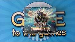 Die neue Collectors Rare? Toon Chaos Display Opening/Unboxing Yugioh Karten  VERLOSUNG