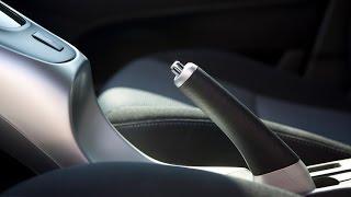 Как натянуть ручник на Toyota (Corolla, Matrix, Echo, Camry...) Легко и просто