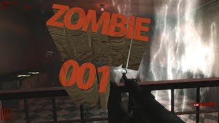 "COD WAW : Custom Zombies ""001"" tough Map."