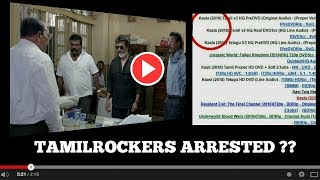 Kaala Full Movie 720p in Tamil Rockers : Will Arrest or Not ? Rajinikanth | Pa Ranjith | Dhanush