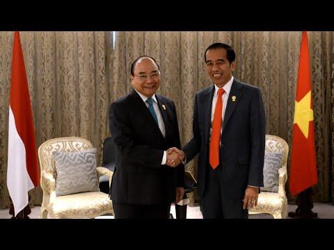 Pertemuan Bilateral dengan Perdana Menteri Viet Nam, Bangkok, 22 Juni 2019