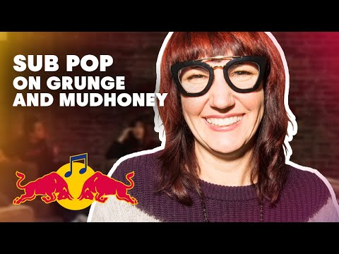 Sub Pop Lecture (Seattle 2005) | Red Bull Music Academy