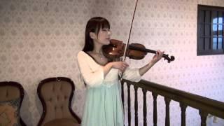 全豪No.1ヴァイオリニスト石川綾子が、きゃりーぱみゅぱみゅ「にんじゃ...