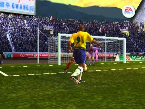 FIFA 2002 World Cup PC Gameplay