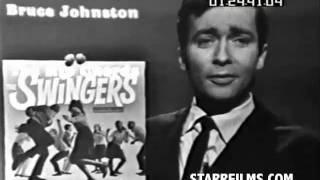 SWINGERS Record Album tv commercial 1965