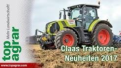 top agrar Fahrbericht: Claas mit Touch undmehr Komfort