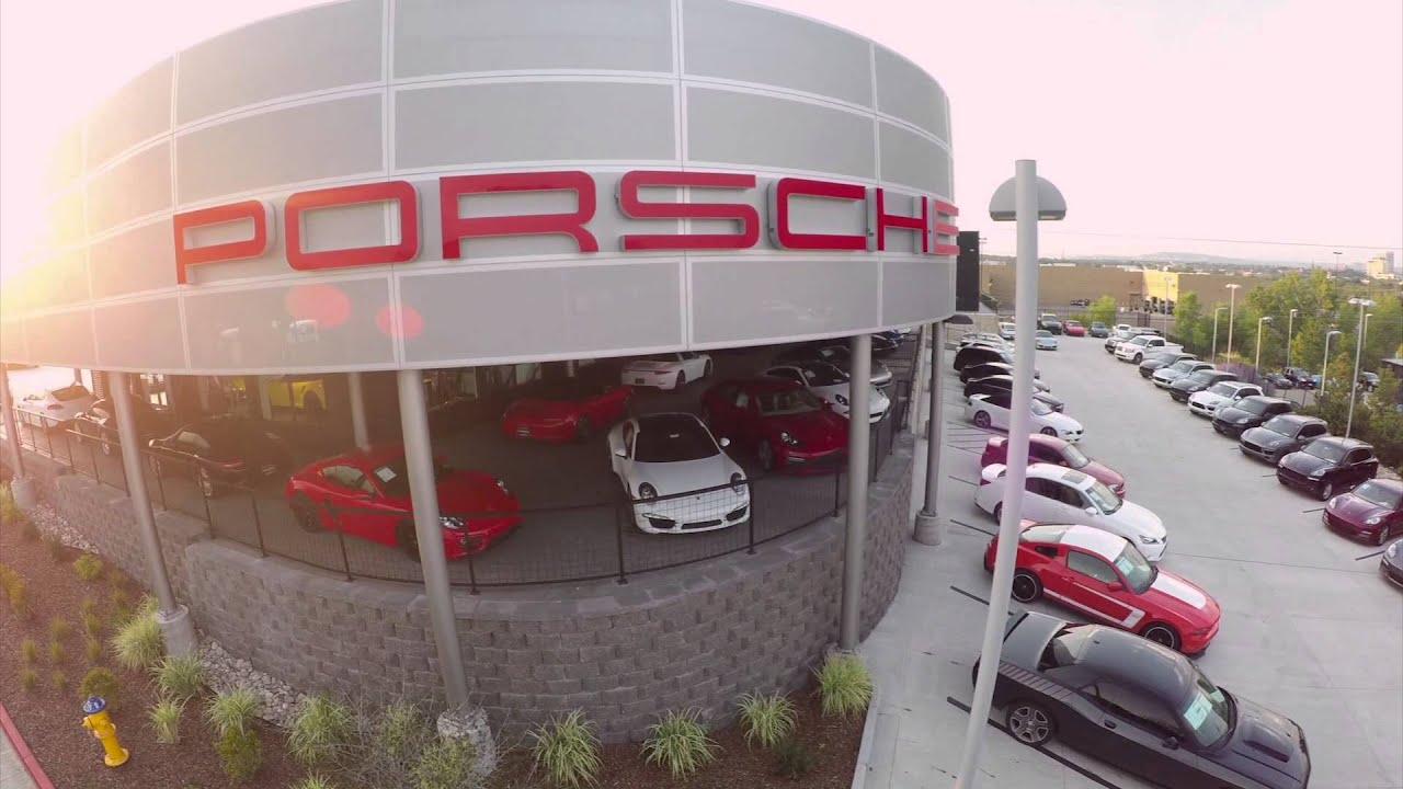 Car Dealerships Colorado Springs >> Porsche Of Colorado Springs Grand Opening Short