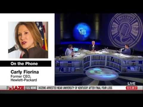 "Glenn Beck interviews Carly Fiorina | ""Glenn Beck Radio Program"""