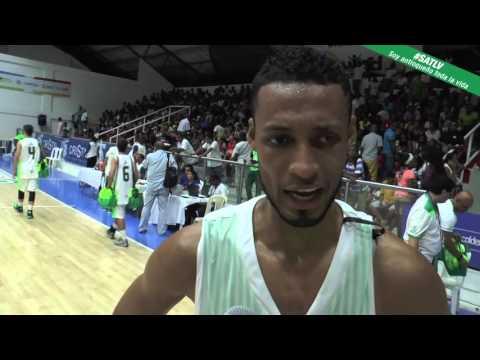 La Selección Antioquia masculina de baloncesto derrotó a San Andrés  en su sexta presentación