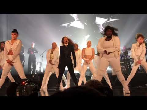 Janet Jackson - State of the world tour 2017- Chicago