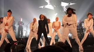 October 26, 2017 Janet Jackson State of the World tour Allstate Are...