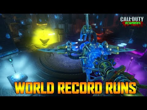 ORIGINS WORLD RECORD EASTER EGG SPEEDRUN ATTEMPTS!