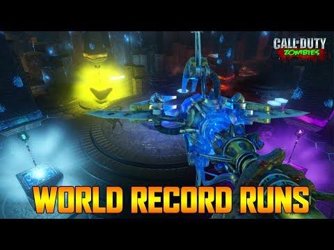 ORIGINS WORLD RECORD EASTER EGG SPEEDRUN ATTEMPTS!