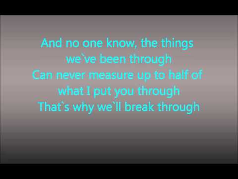 Akon-Be with you lyrics