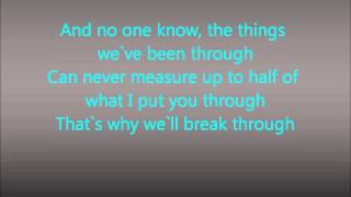 Akon-Be with you lyrics