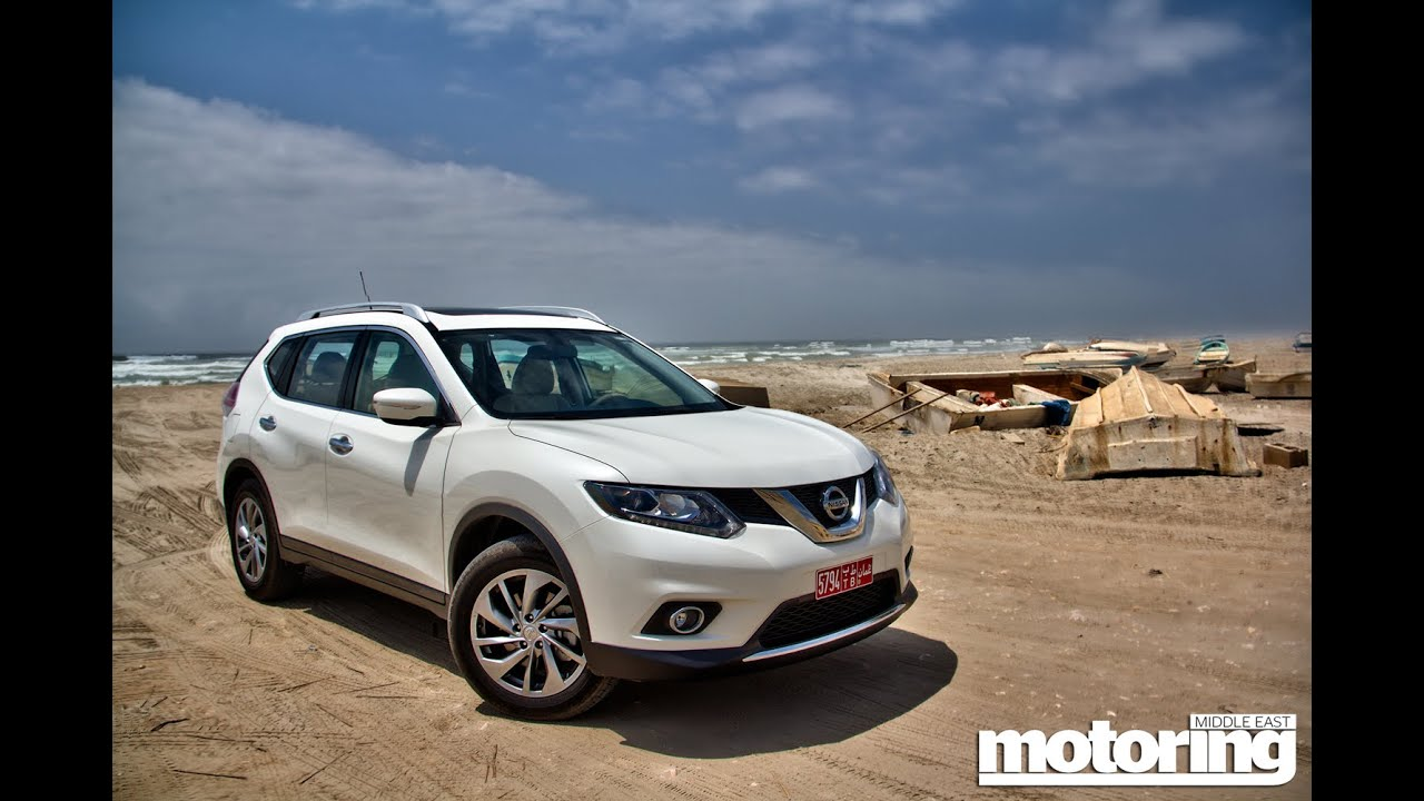 2015 Nissan X Trail Rogue Good Enough To Beat Rav4