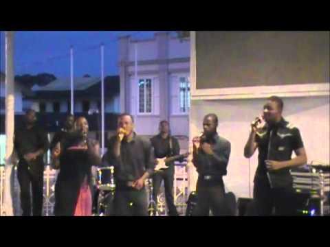 MWEN KONNEN L VIVAN - HAITI GOSPEL TALENT TEAM.wmv