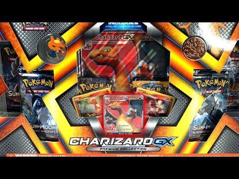 CHARIZARD GX BOX POKEMON CARDS OPENING!