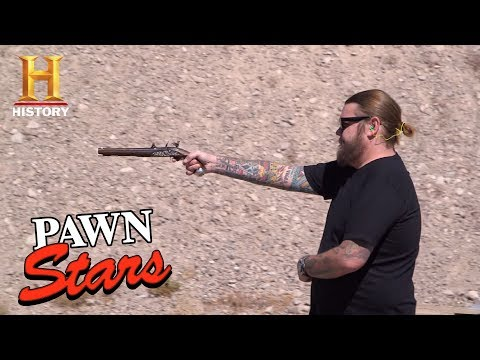 Pawn Stars: Breech-Loading Pistols (Season 15) | History
