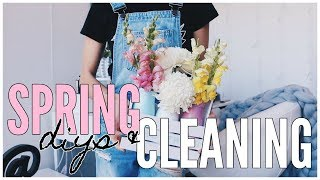 Spring DIY's & Decor | SPRING CLEANING PART 2