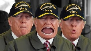 YTP - Trump Memes the Military