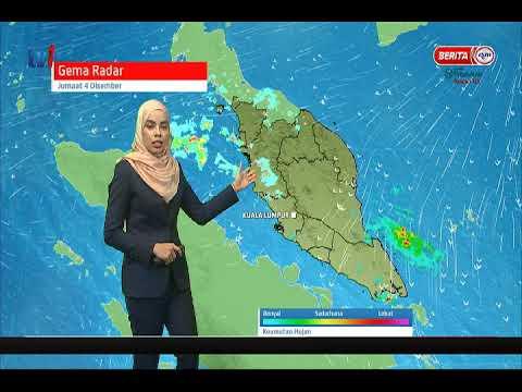4 DIS 2020 – BERITA WILAYAH -  LANGSUNG DARI MET MALAYSIA – LAPORAN CUACA