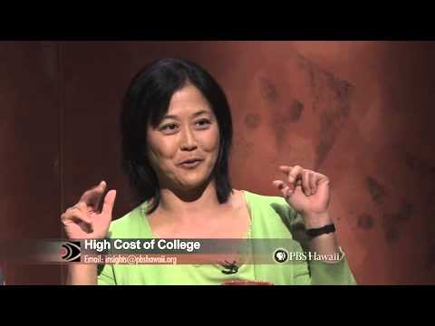Insights on PBS Hawaii: High Cost of College