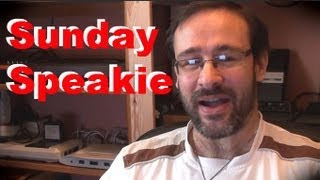 Sunday Speakie Vita TV Old Ports Watching YouTubers39; Old Videos amp; more