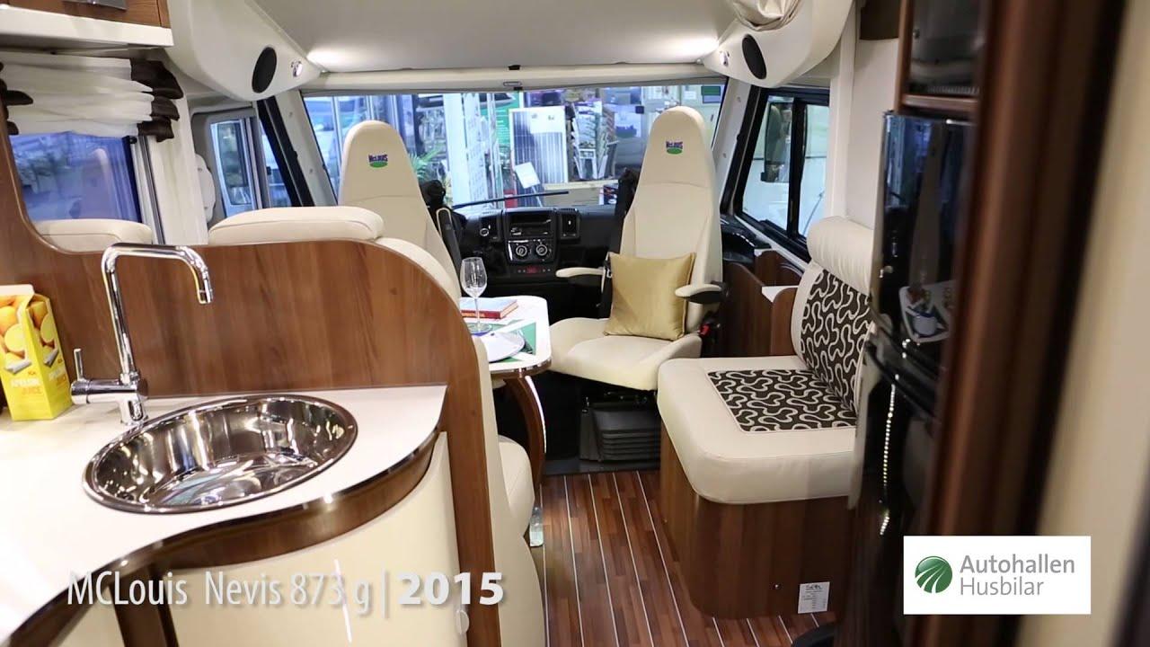 Mclouis Nevis 873 G 2015 Youtube