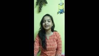 Moh Moh ke Dhaage (Female) cover- Dum laga ke haisha