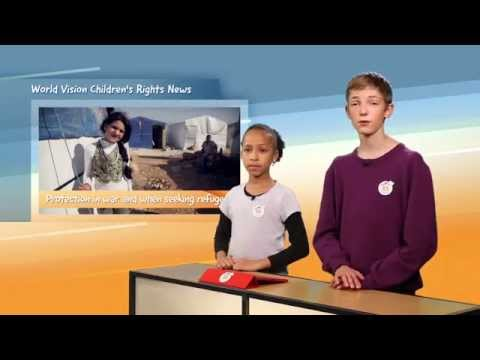 Now tell children their opinion. Here is our film for the worldwide children's rights