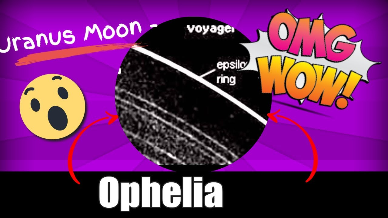 ophelia moon of uranus - photo #13