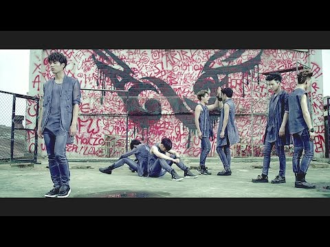 INFINITE  Back  (Performance Ver.) MV