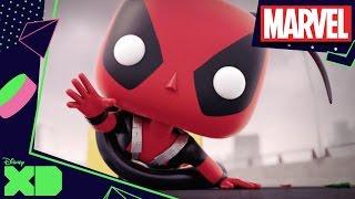 Marvel Shorts | Chimichangas | Official Disney XD UK