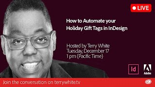 How to Automate Your 2019 Holiday Gift Tags in InDesign