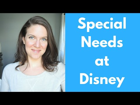 DISAbilities!  Disney World with Special Needs Live Chat!