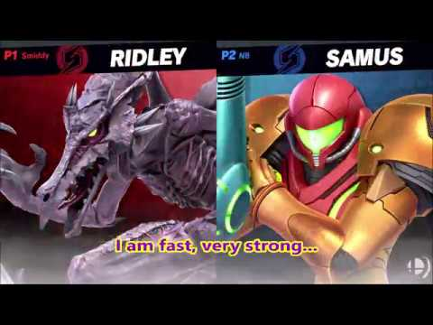 The Wrath of Ridley (Custom Lyrics/VS. Ridley/SSBB) Super Smash Bros. Ultimate [Ridley HYPE!!!] :D