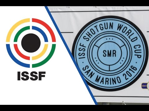 #RoadToRio - How we got here: highlights of the ISSF World Cup in San Marino (SMR)