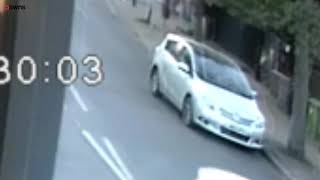 Hunt for driver after 80-year-old man left seriously injured in 'nonsensical attack'