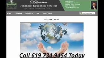 Chula Vista Credit Repair. Help Restore Your Credit Score?