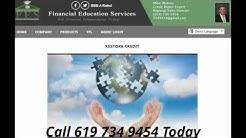 Chula Vista Credit Repair. Help Restore Your Credit Score?