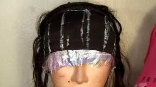 3 Way Part Upart Wig