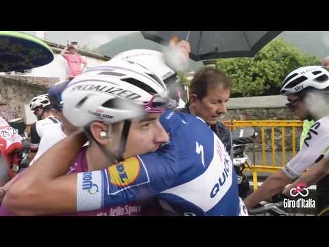 Giro D'Italia 2018 - Stage 17 - The Movie